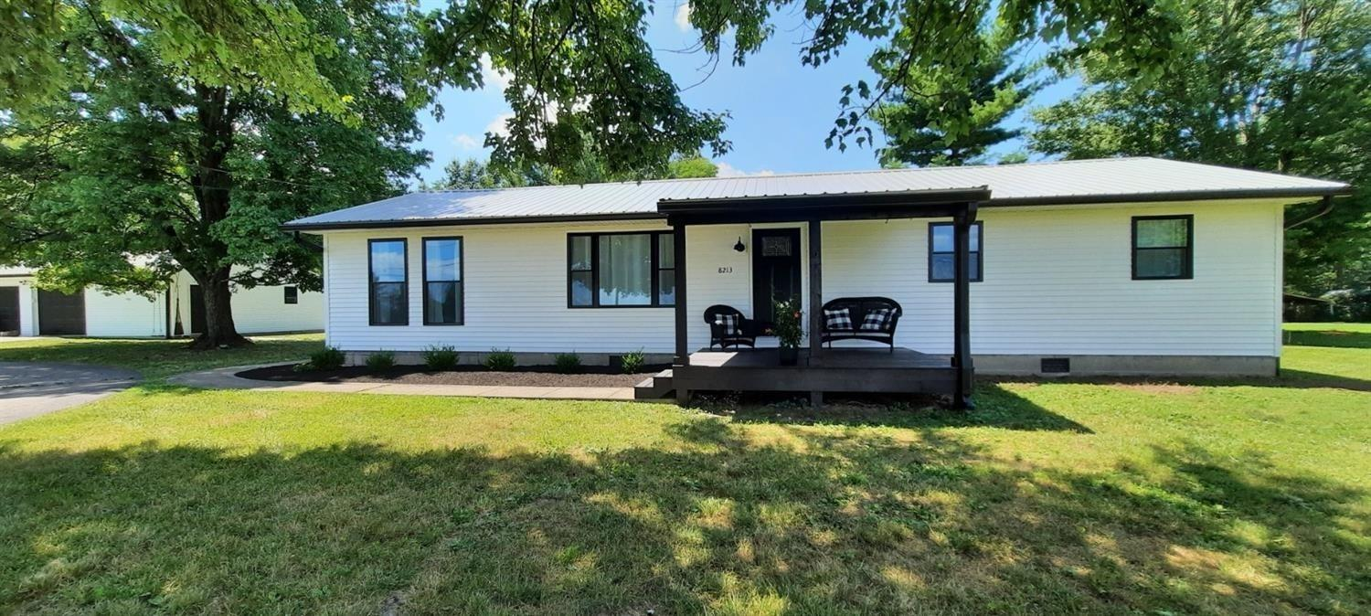 Property for sale at 8213 Morrow Woodville Road, Harlan Twp,  Ohio 45162