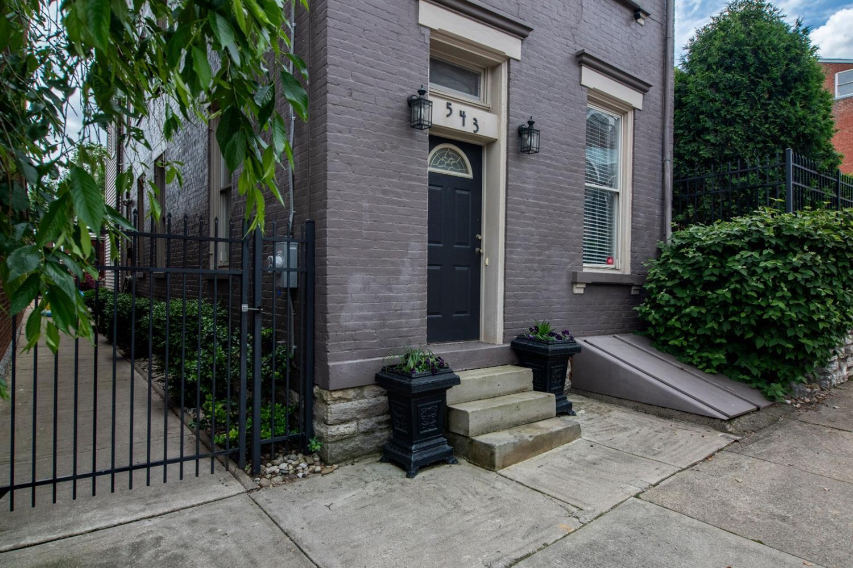 Property for sale at 543 Slack Street, Cincinnati,  Ohio 45202
