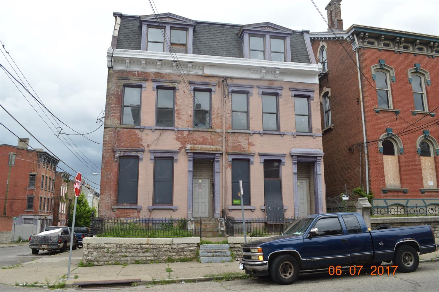 Property for sale at 1036 Dayton Street, Cincinnati,  Ohio 45214