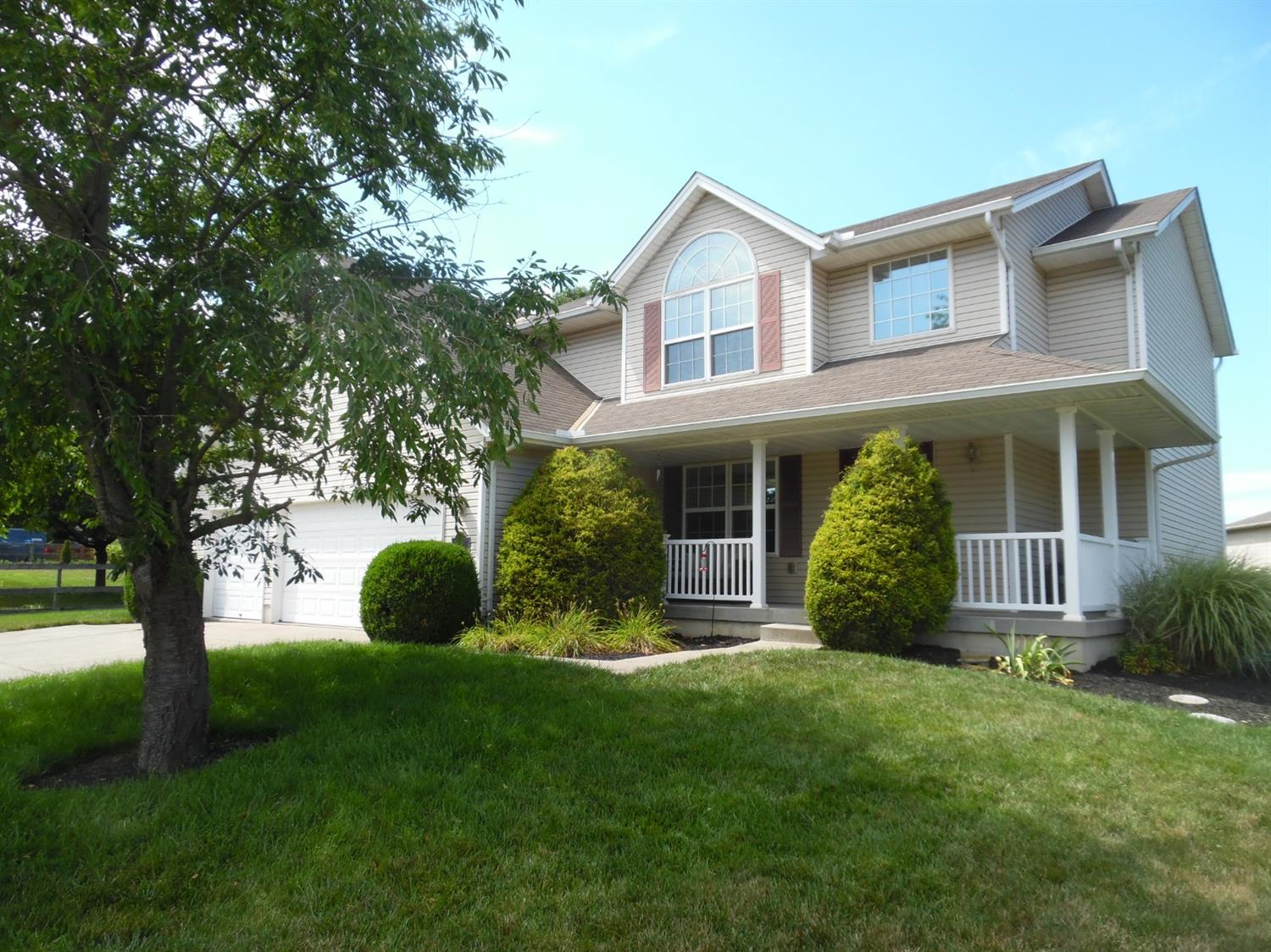 Property for sale at 16 Churchill Manor Court, Monroe,  Ohio 45044
