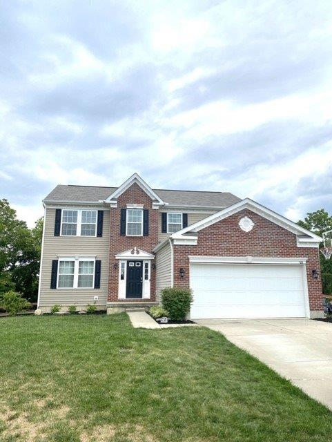 Property for sale at 548 Creekside Court, Monroe,  Ohio 45050
