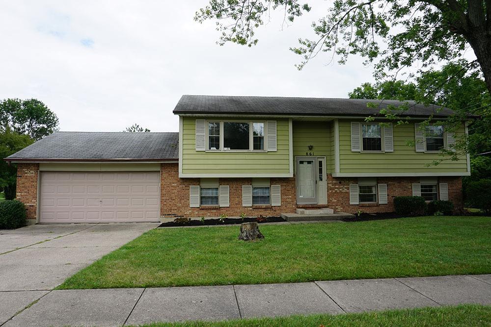Property for sale at 861 Donna Jean Boulevard, Mason,  Ohio 45040