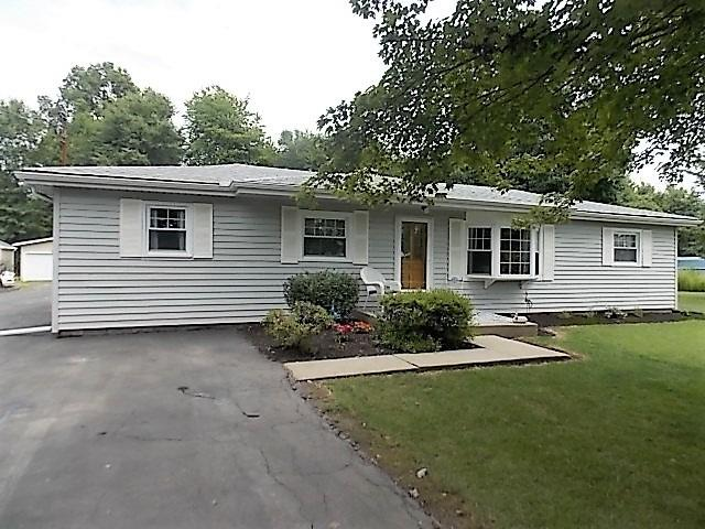 Property for sale at 7852 Morrow Woodville Road, Harlan Twp,  Ohio 45162