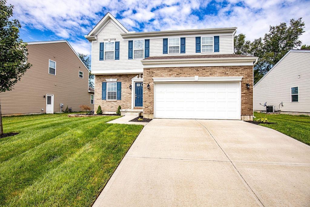 Property for sale at 609 Princeton Drive, Trenton,  Ohio 45067