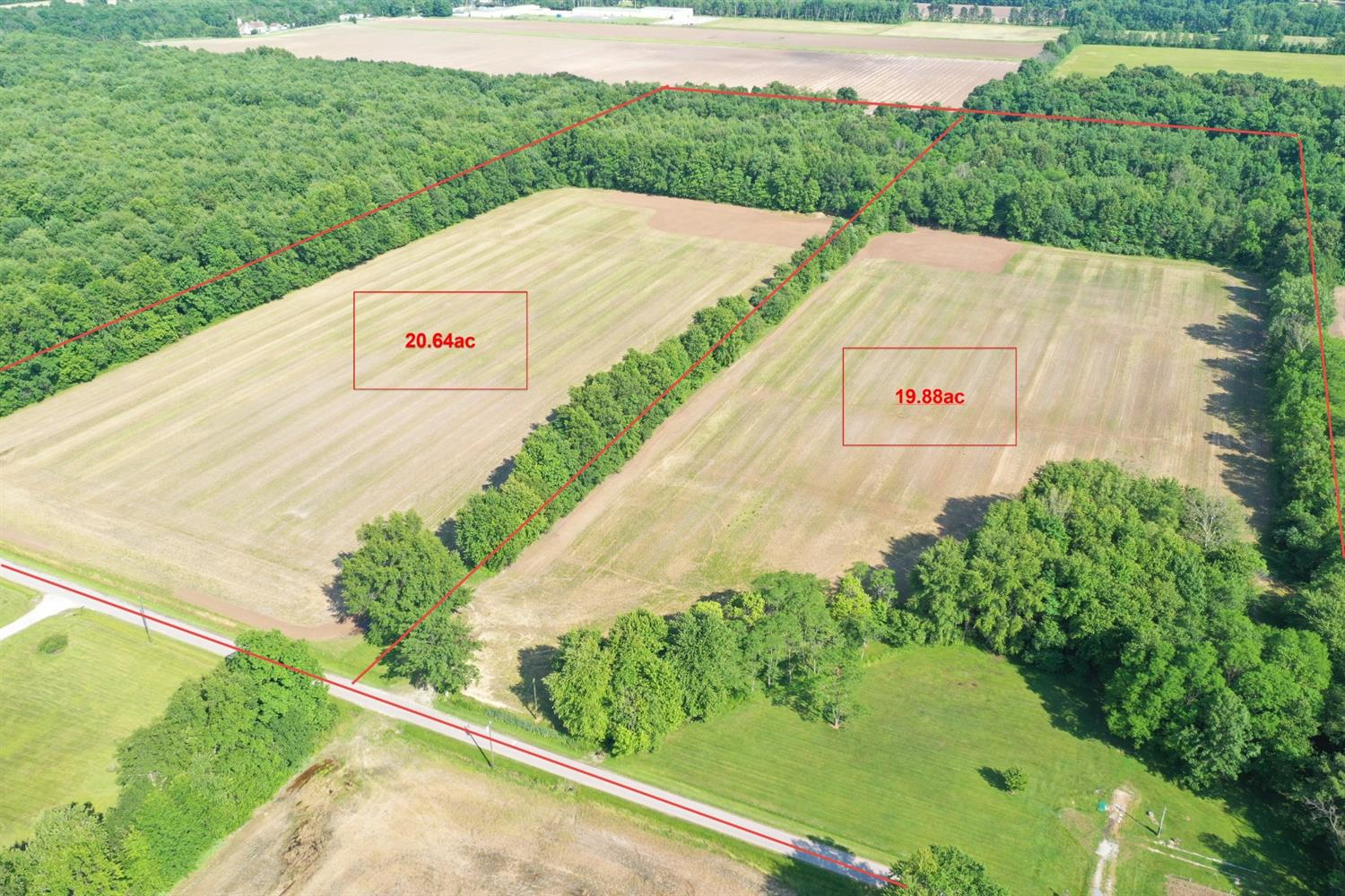 0 Collins Riley Road, Harlan Twp, OH 45107