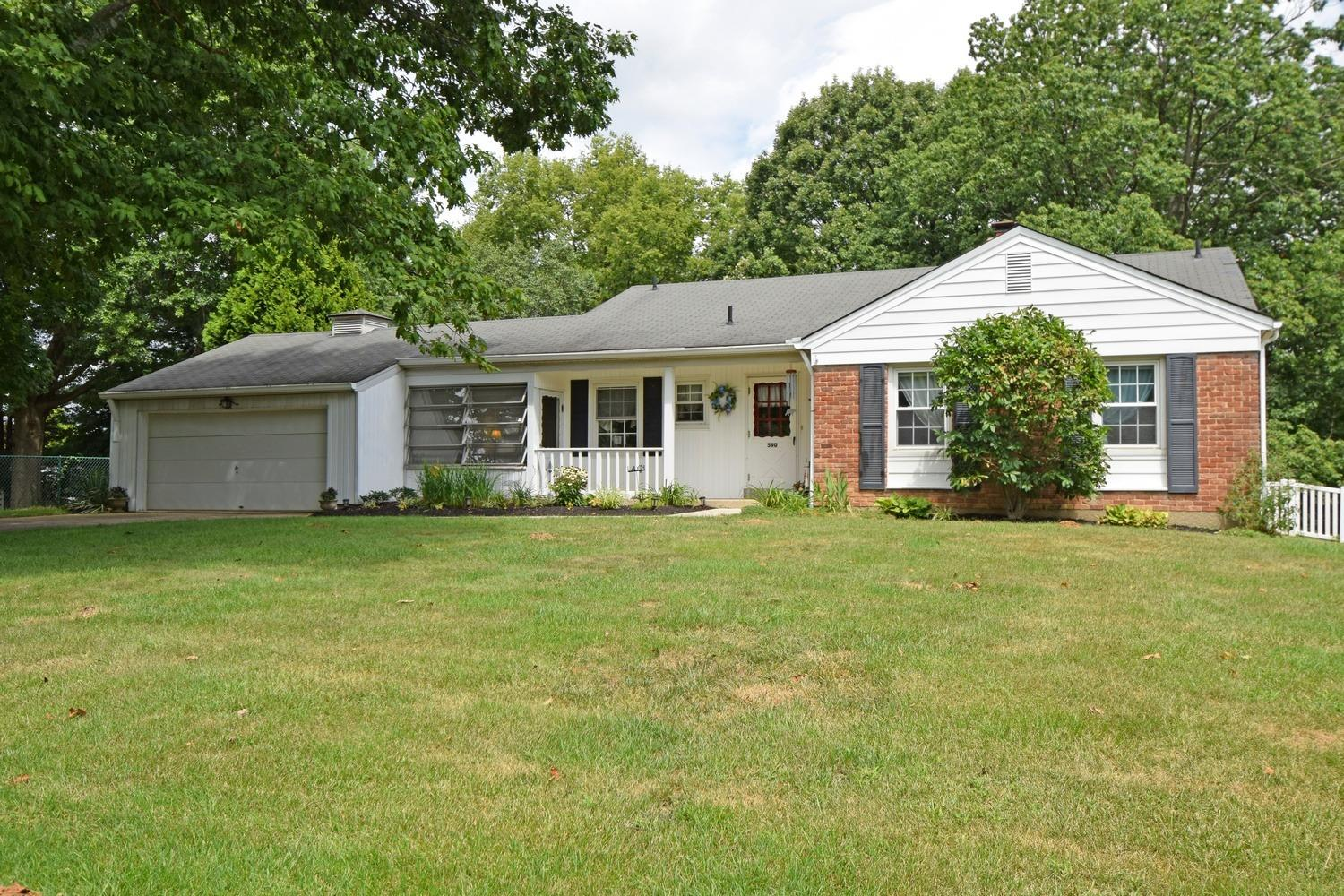 Property for sale at 590 Wellesley Avenue, Springfield Twp.,  Ohio 45224