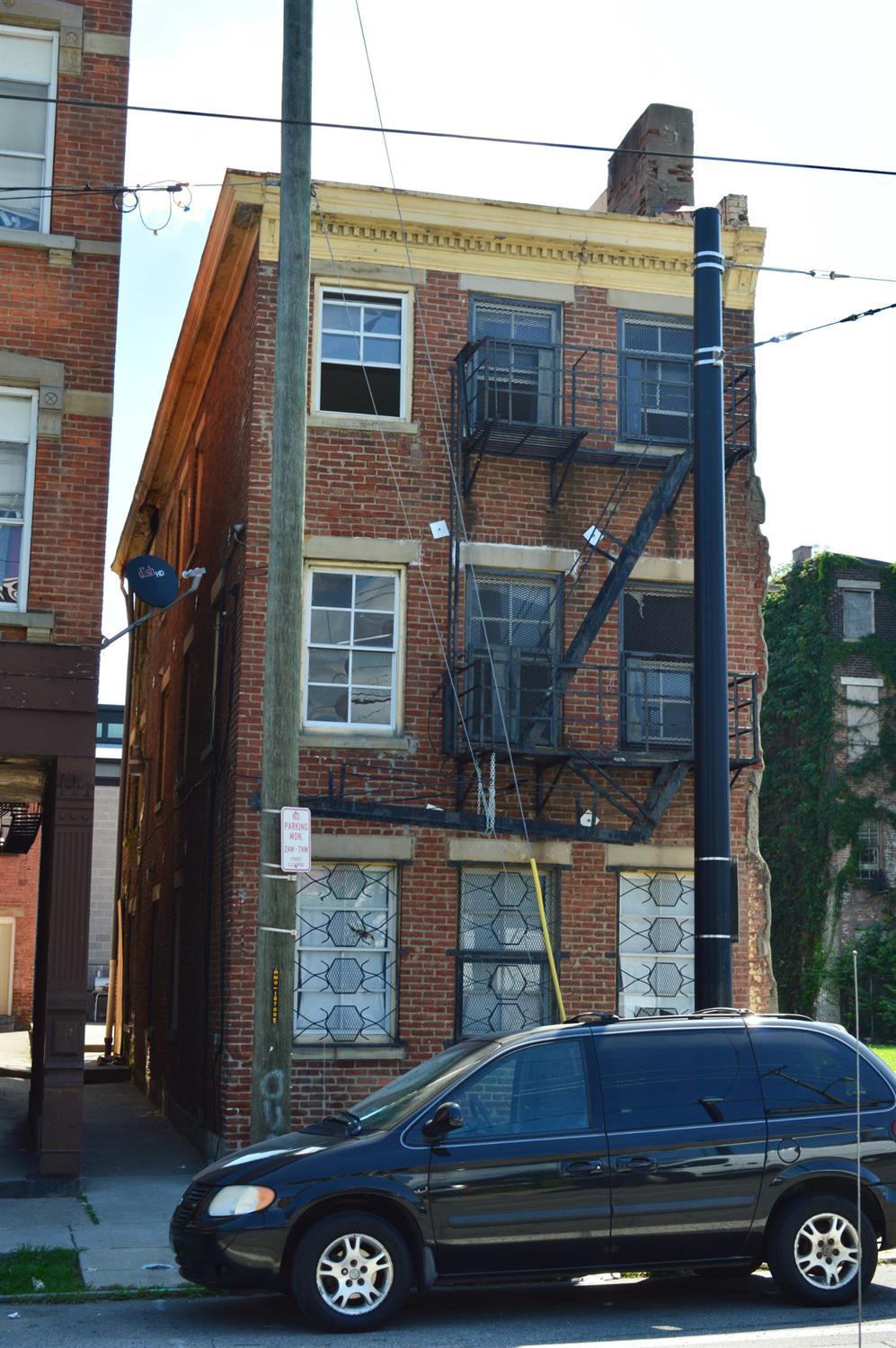 Property for sale at 1606 Elm Street, Cincinnati,  Ohio 45202