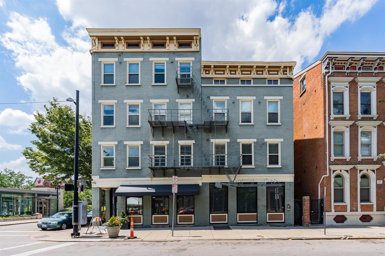Property for sale at 1403 Race Street Unit: 1, Cincinnati,  Ohio 45202