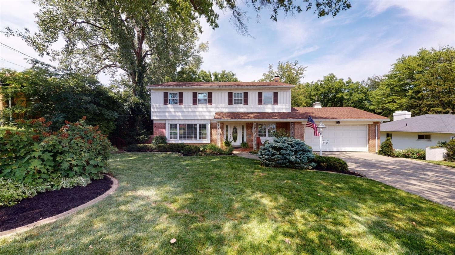 Property for sale at 2405 Carol Drive, Reading,  Ohio 45215