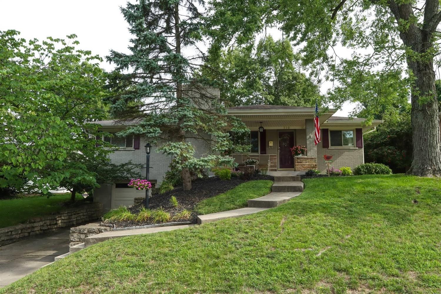 Property for sale at 110 Ritchie Avenue, Wyoming,  Ohio 45215