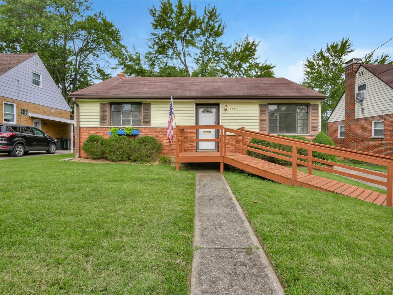 Property for sale at 1207 Alwil Drive, Reading,  Ohio 45215