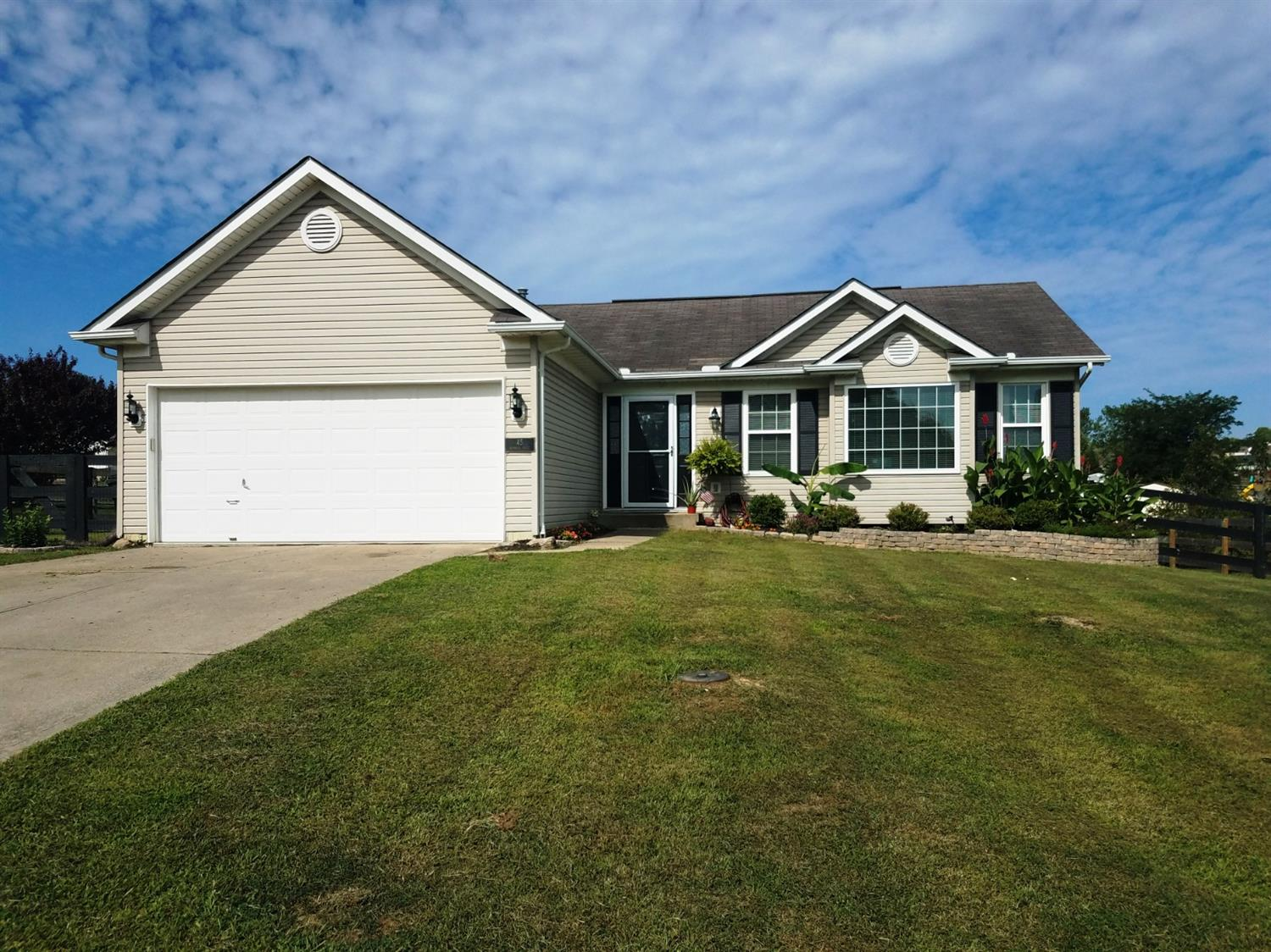 Property for sale at 45 Keswick Drive, Monroe,  Ohio 45050