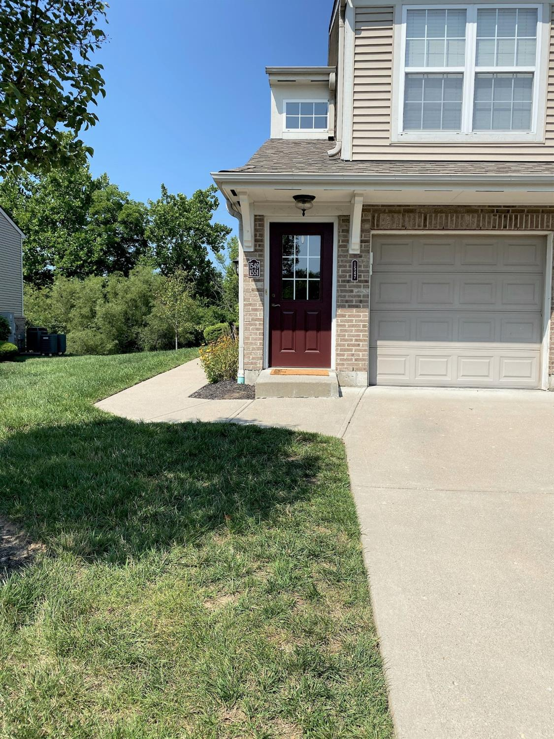Property for sale at 1547 Weatherstone Circle, Monroe,  Ohio 45050
