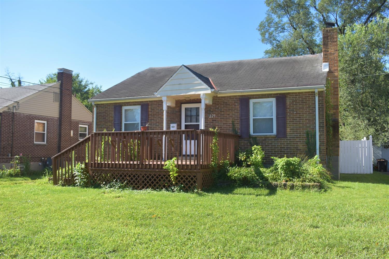 Property for sale at 221 Bernard Avenue, Reading,  Ohio 45215