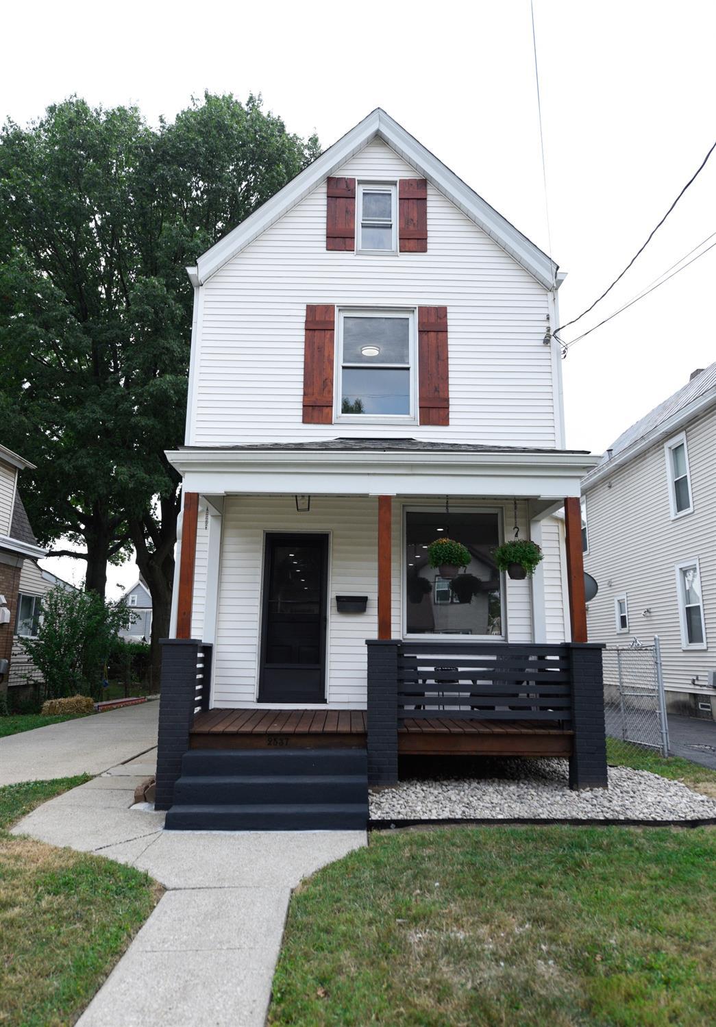 Property for sale at 2537 Marsh Avenue, Norwood,  Ohio 45212