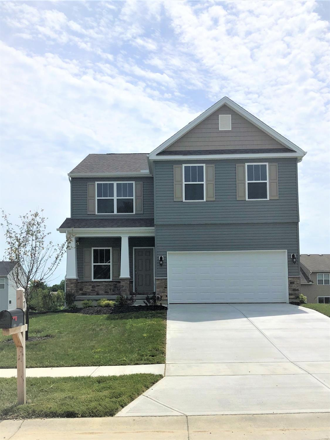 Property for sale at 379 Irons Run Court, Lebanon,  Ohio 45036