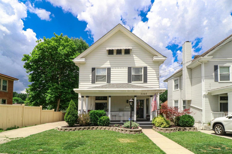 Property for sale at 3305 Monteith Avenue, Cincinnati,  Ohio 45208