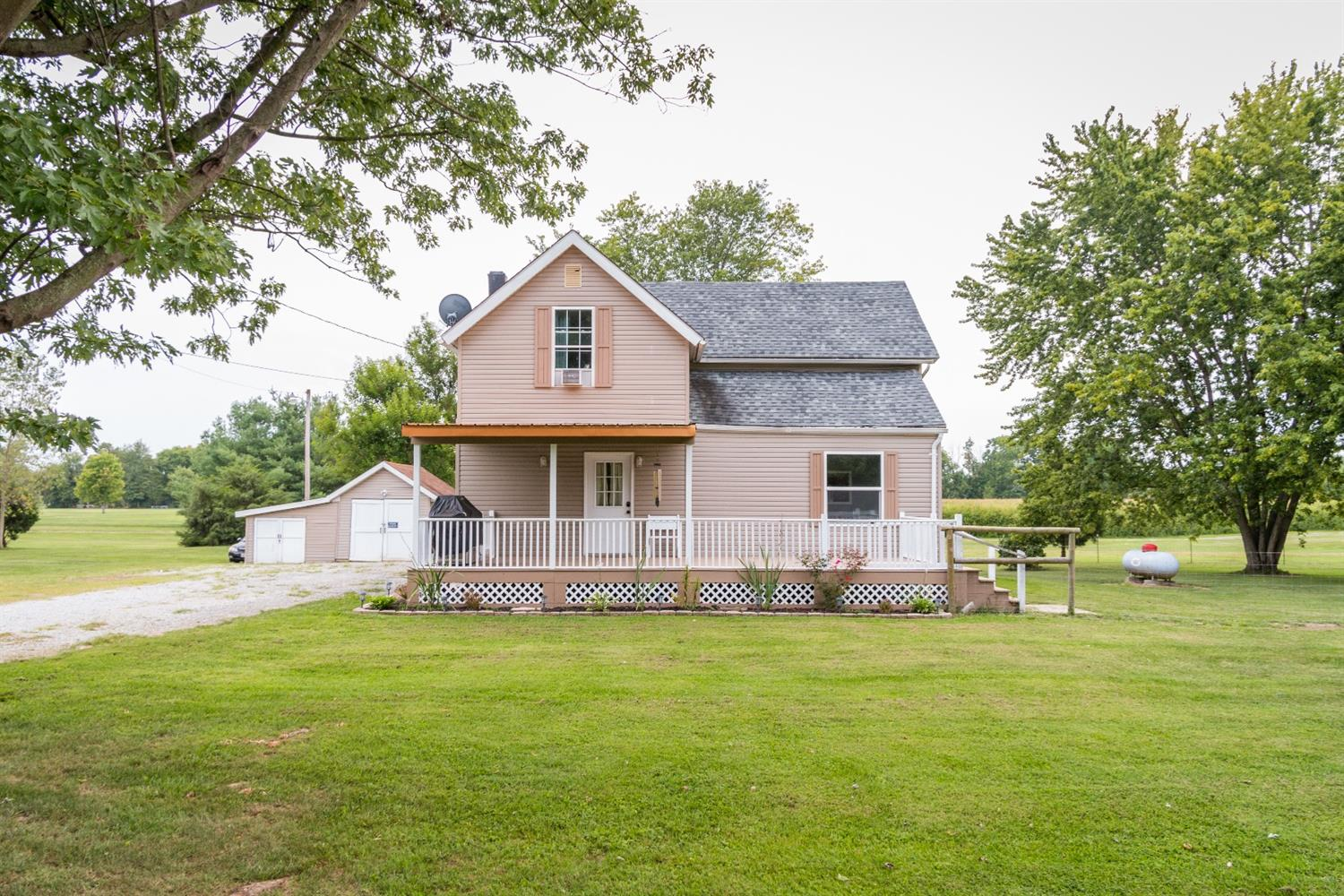 3903 Pansy Road, Vernon Twp, OH 45113