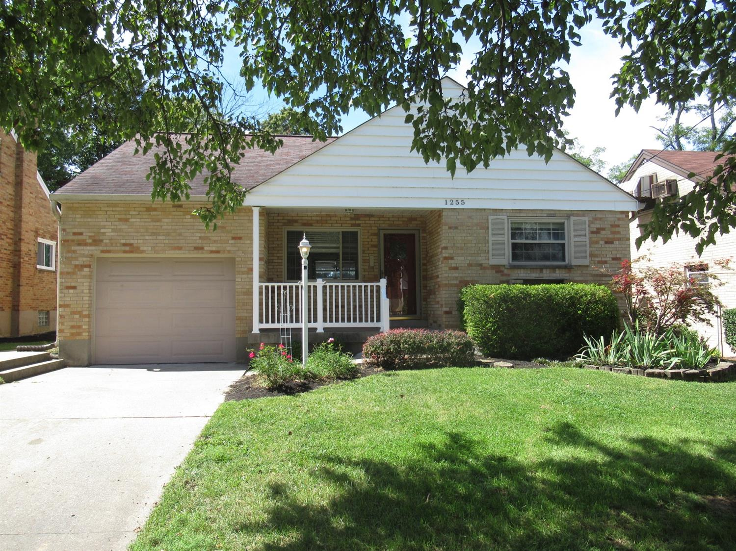 Property for sale at 1255 Thurnridge Drive, Reading,  Ohio 45215