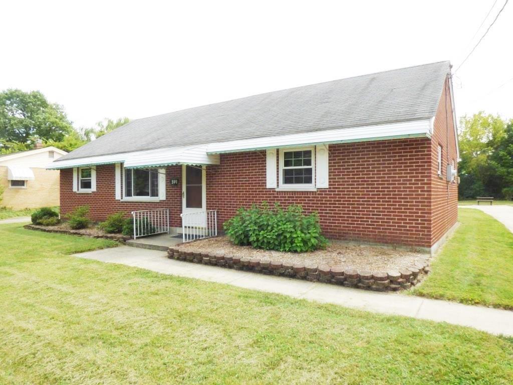 Property for sale at 591 Lafayette Avenue, Springdale,  Ohio 45246