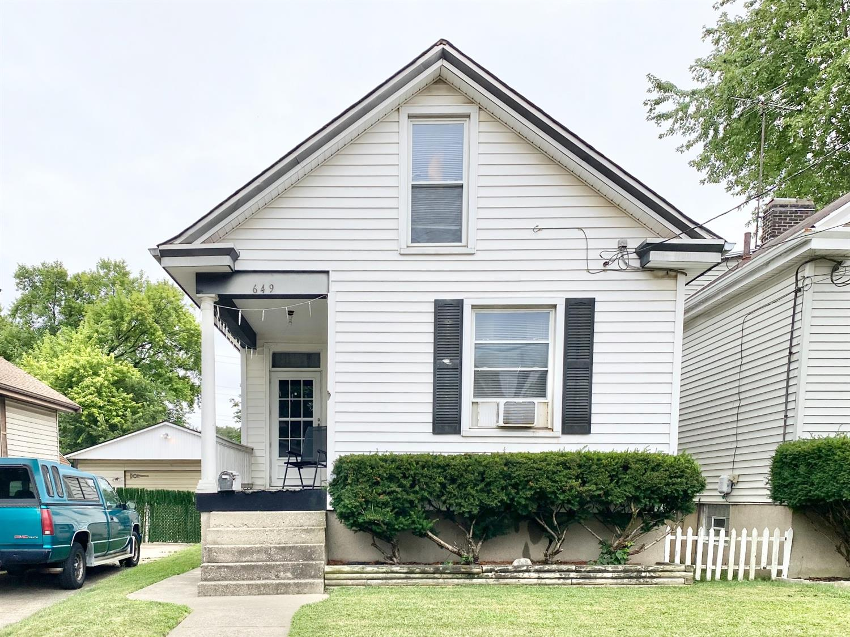 Property for sale at 649 Elliott Avenue, Arlington Heights,  Ohio 45215