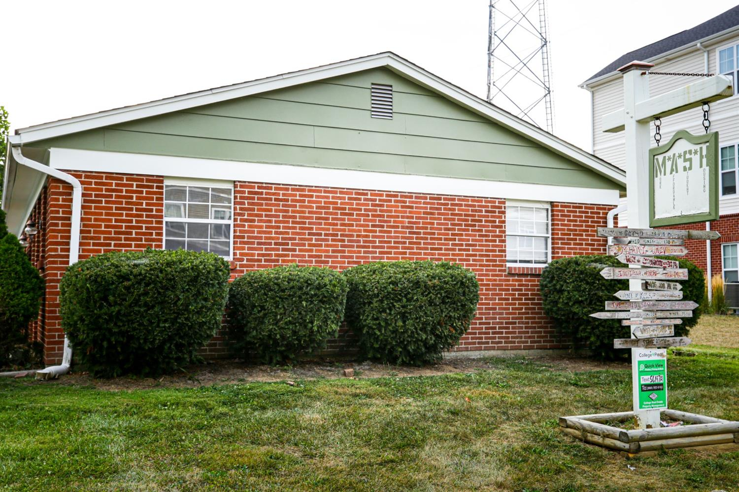 Property for sale at 1010 Arrowhead Drive, Oxford,  Ohio 45056