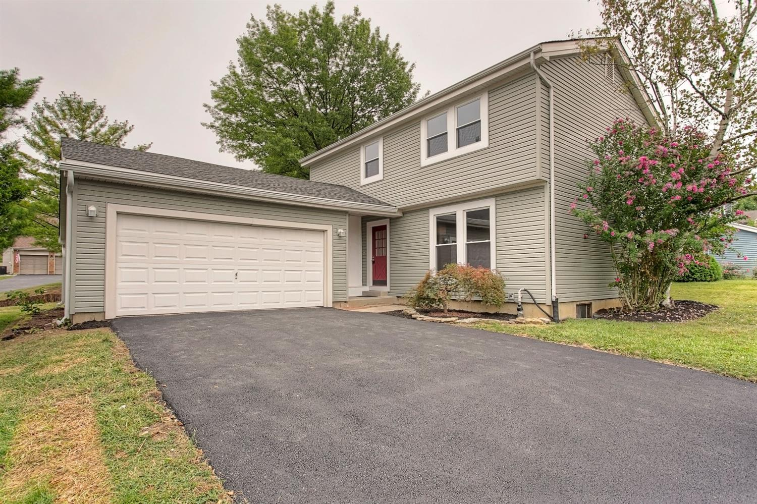 Highly sought after 3 bedroom 3 bath with a full basement in West Chester. Completely refurbished 2 story on a corner lot. New roof, driveway, kitchen, baths, the works.