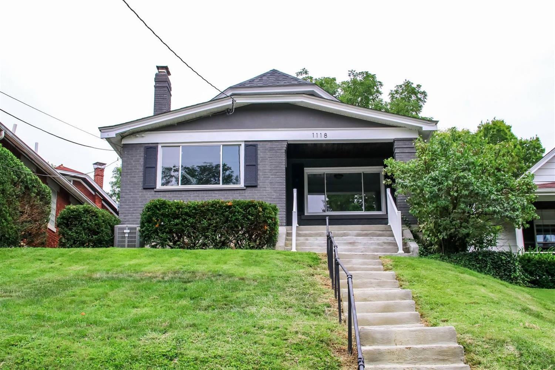 Property for sale at 1118 Halpin Avenue, Cincinnati,  Ohio 45208