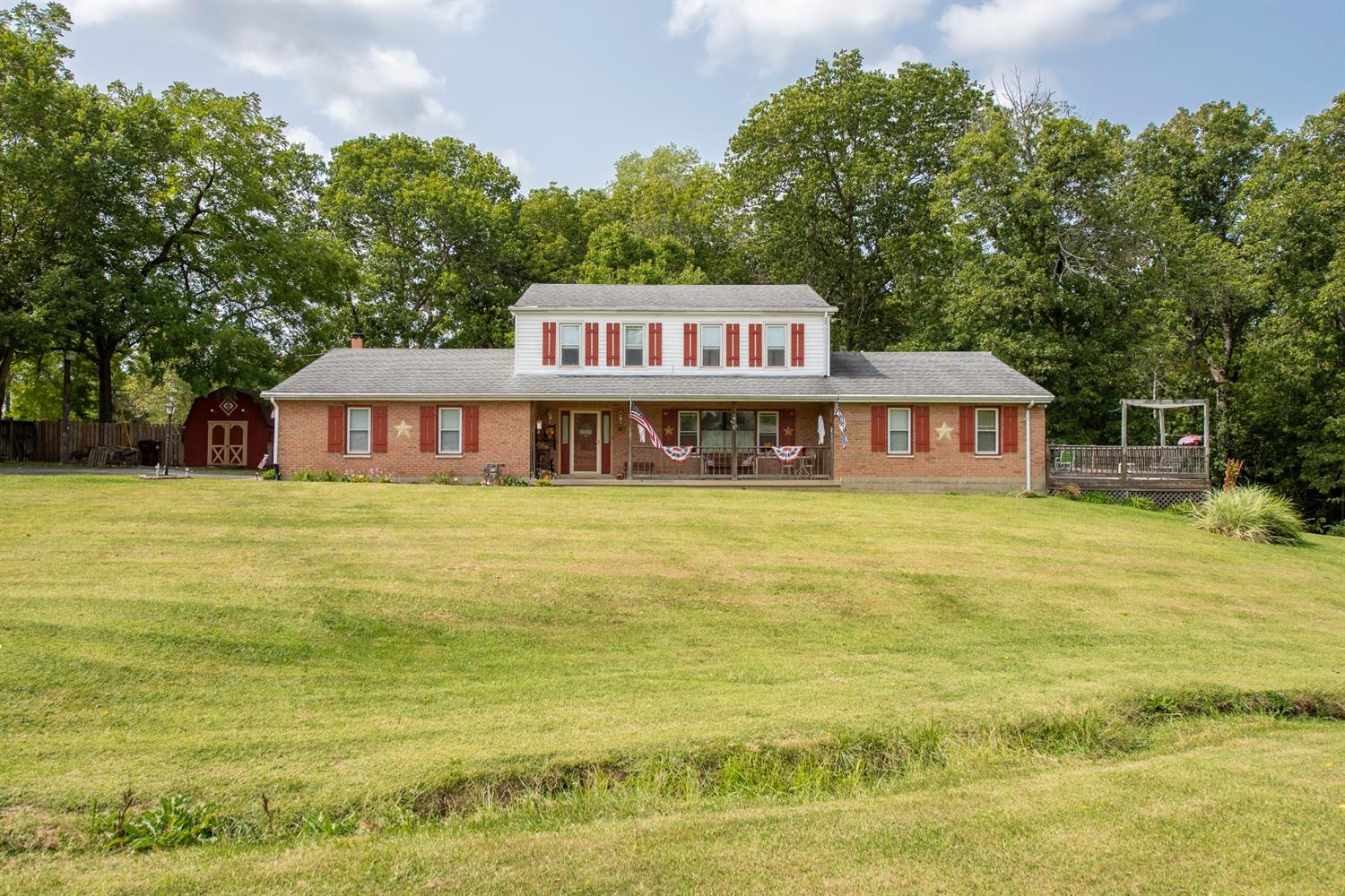 Property for sale at 1425 Hart Road, Turtle Creek Twp,  Ohio 45036