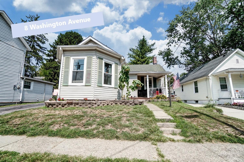 Property for sale at 8 Washington Avenue, North Bend,  Ohio 45052