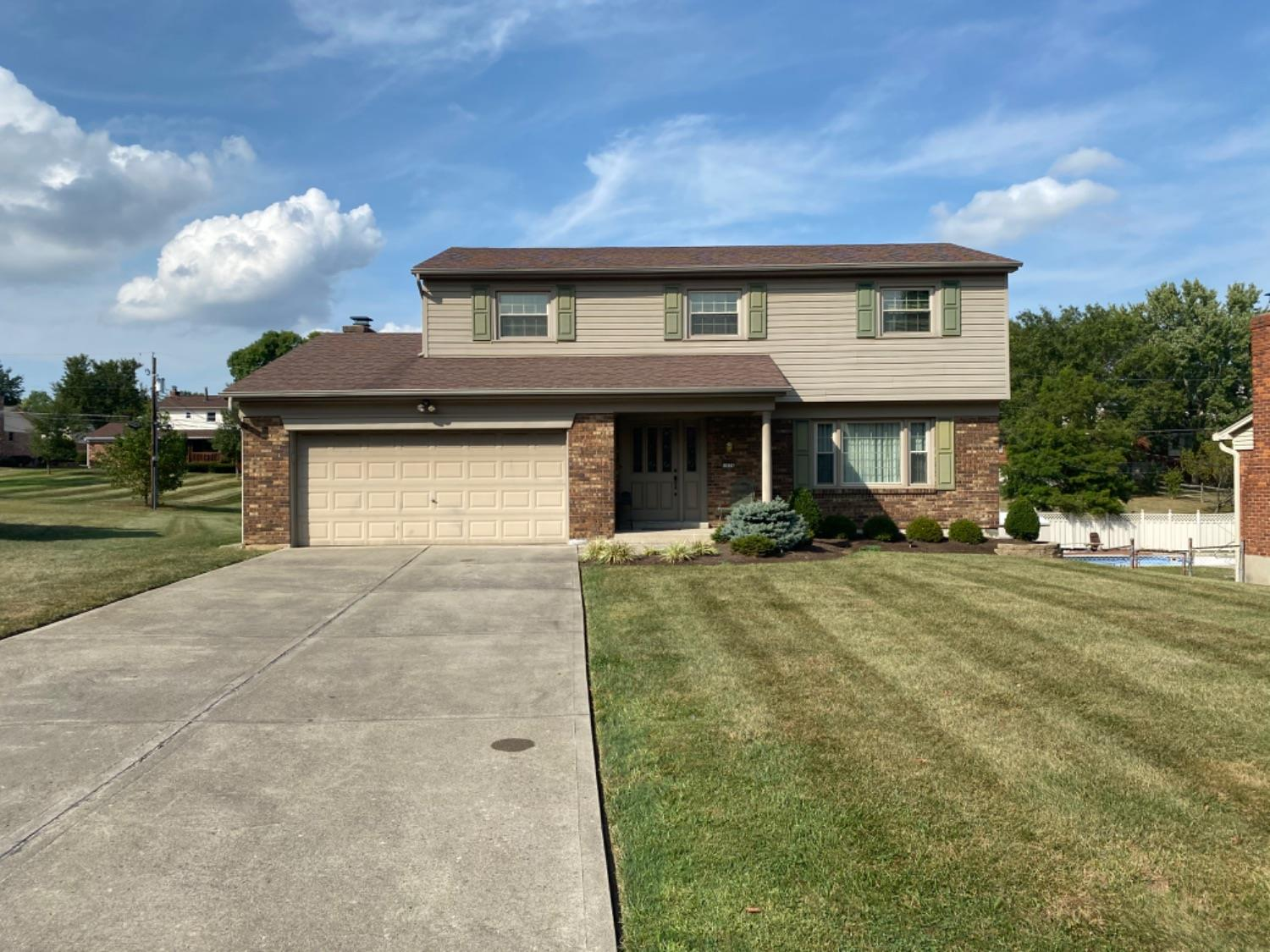 Property for sale at 1576 Silverglade Court, Springfield Twp.,  Ohio 45240