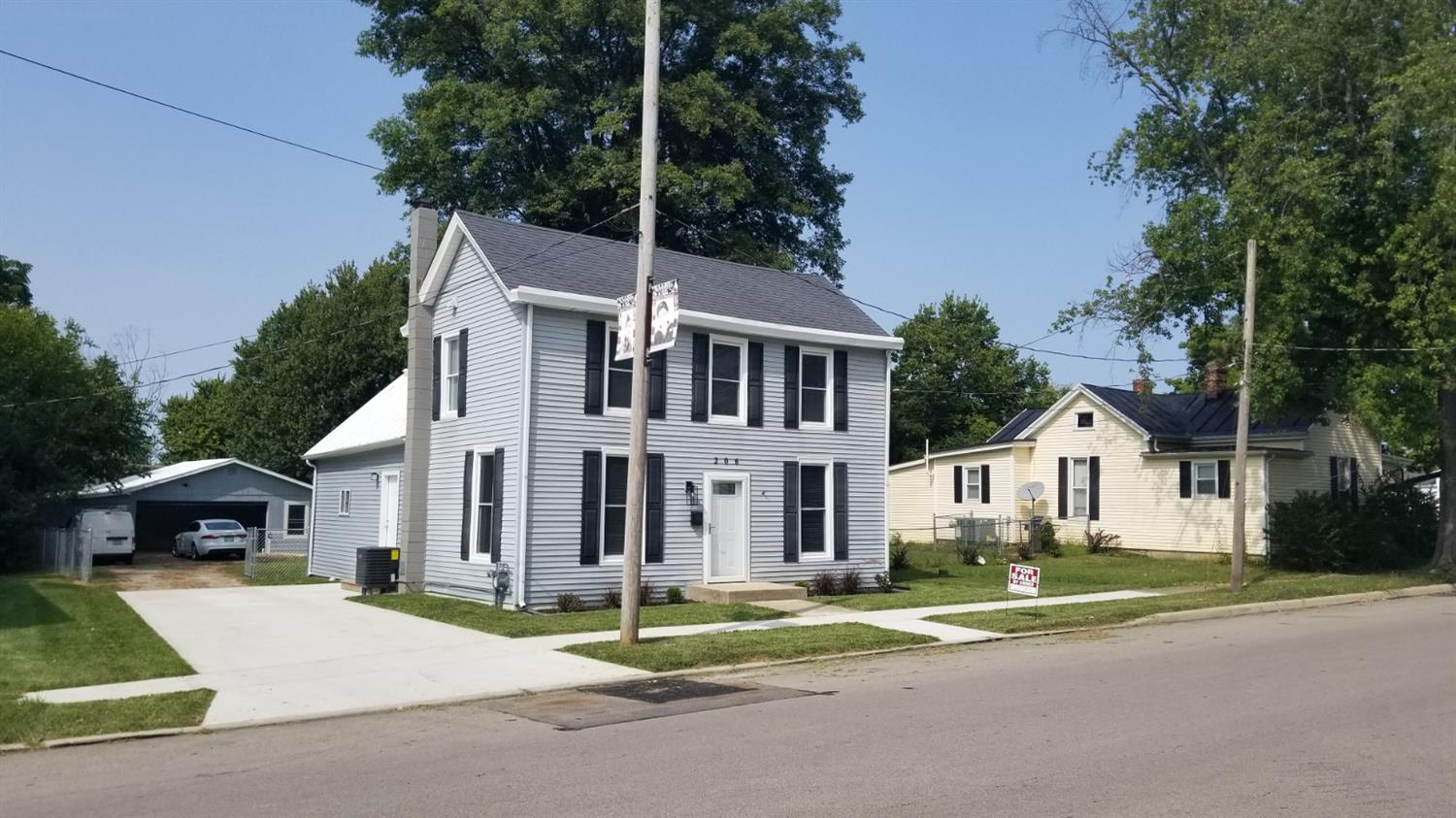 Property for sale at 206 W Center Street, Blanchester,  Ohio 45107