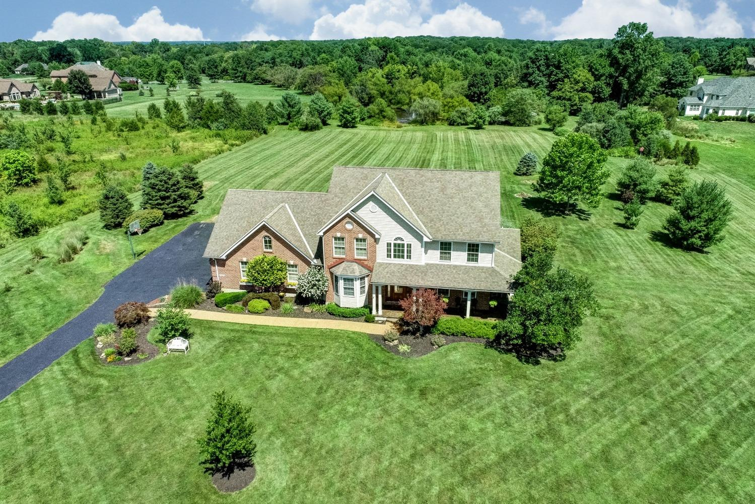 Property for sale at 4442 Morrow Meadow Drive, Salem Twp,  Ohio 45152