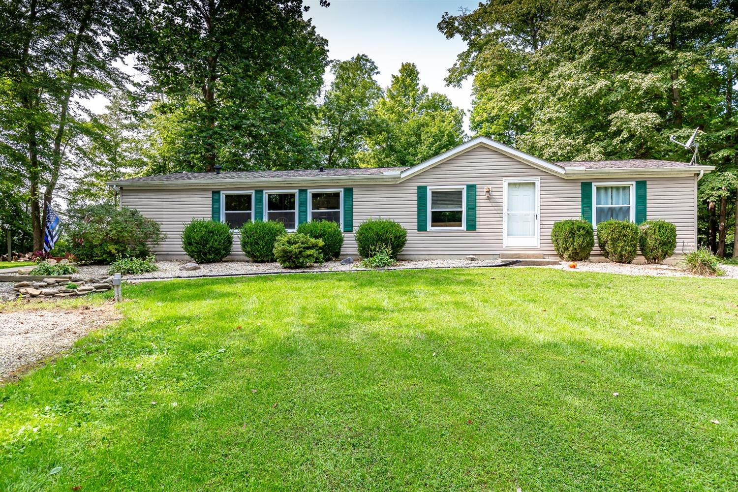 Property for sale at 2724 Lucas Road, Clark Twp,  Ohio 45130