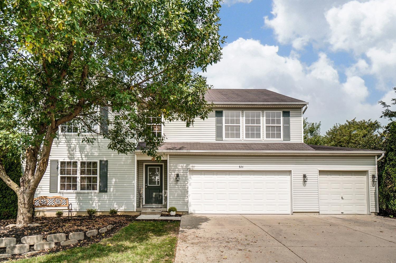 Property for sale at 826 Greengate Drive, Lebanon,  Ohio 45036