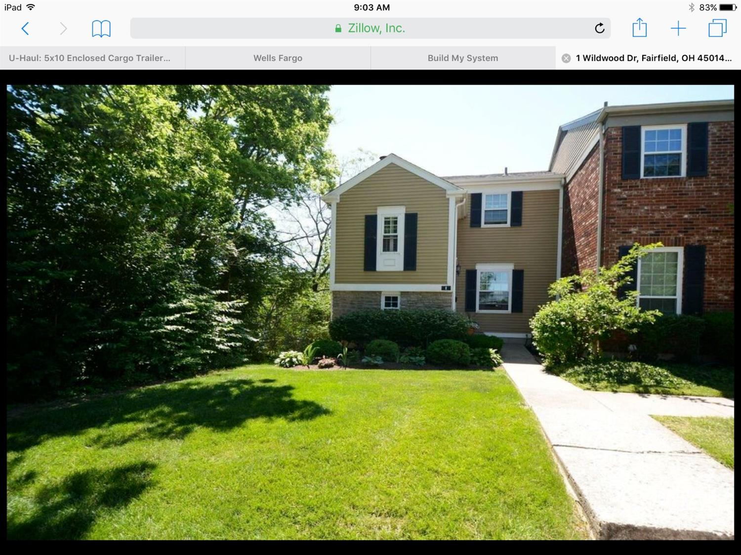 Property for sale at 1 Wildwood Drive, Fairfield,  Ohio 45014