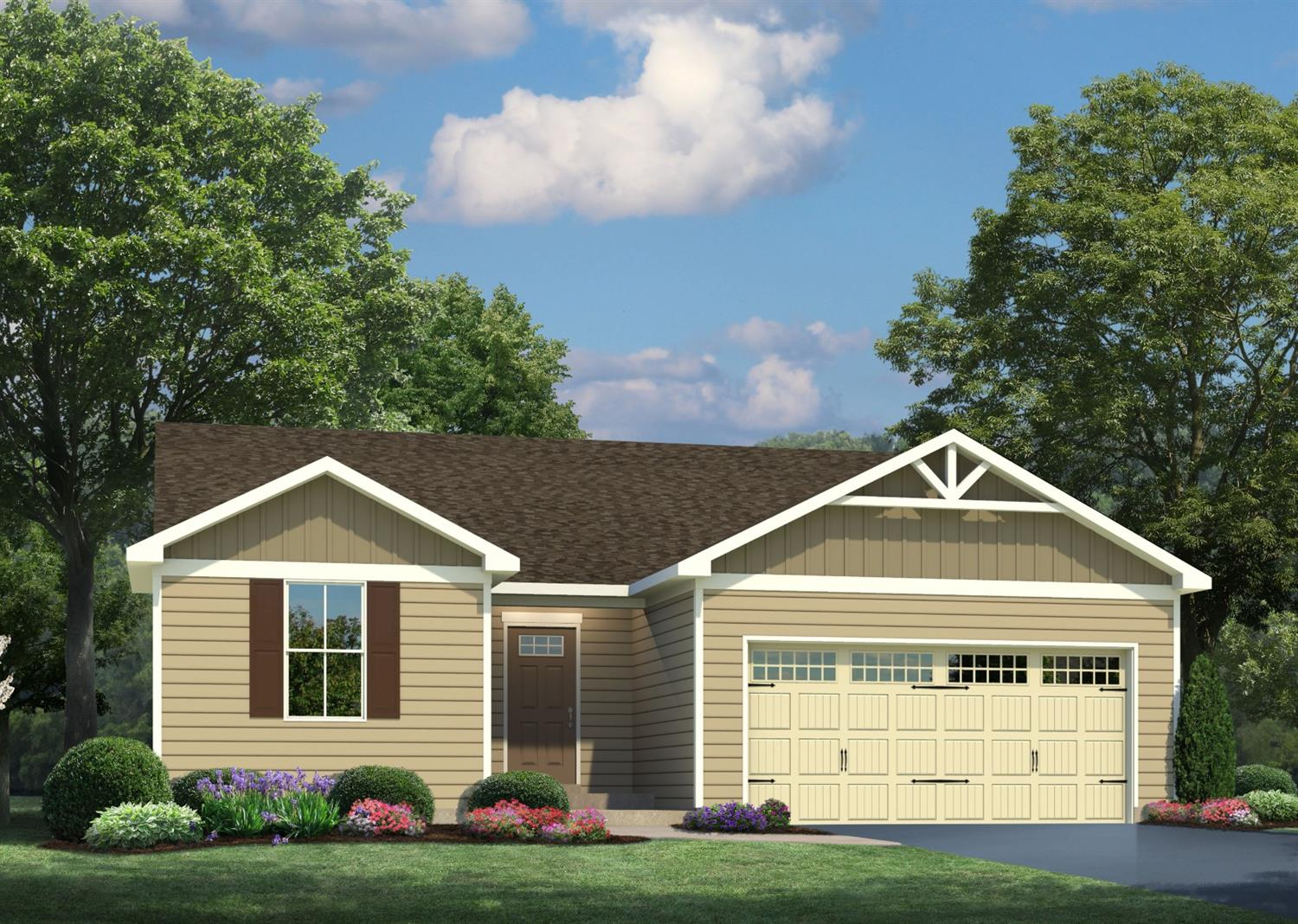Property for sale at 207 Wooded Ridge Drive, Amelia,  Ohio 45102