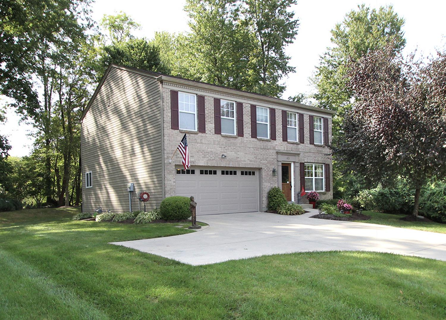 Property for sale at 45 Wooded Ridge Drive, Amelia,  Ohio 45102