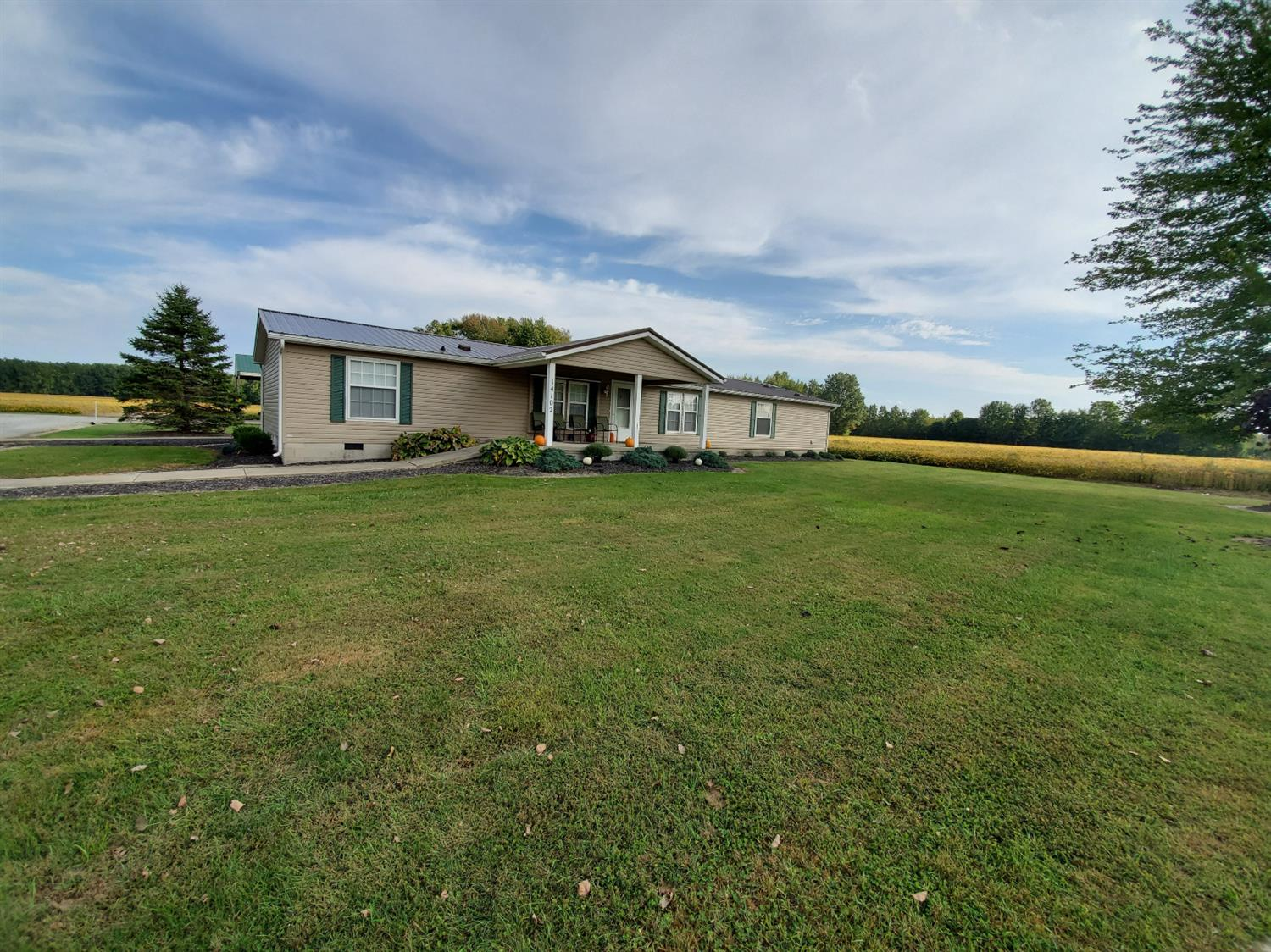 Property for sale at 14102 New Harmony Salem Road, Pike Twp,  Ohio 45154