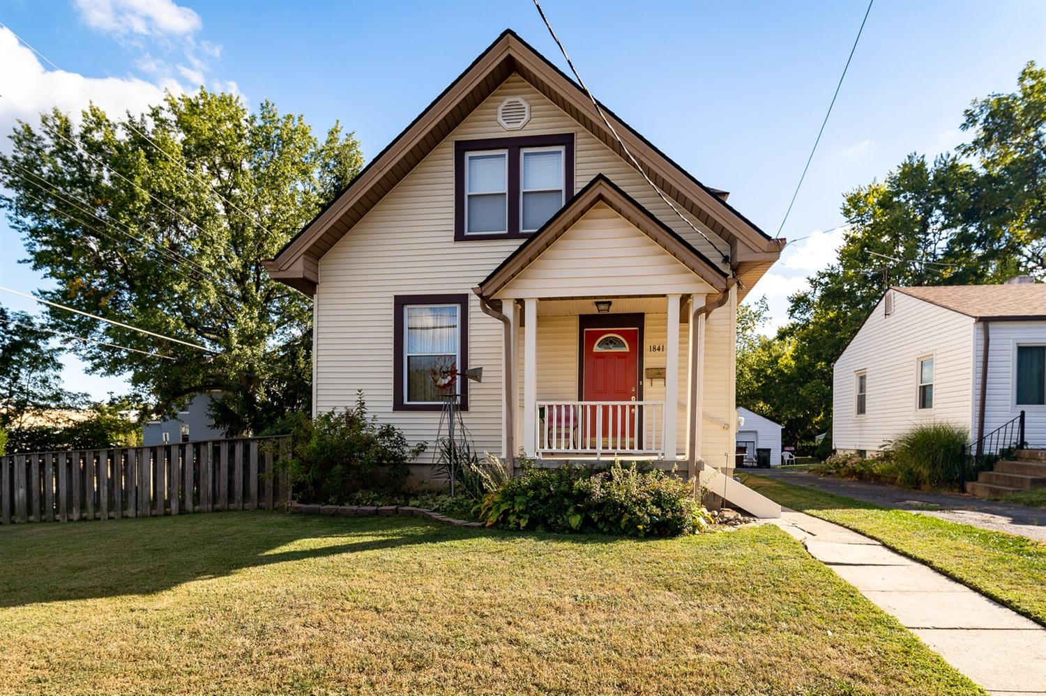 Property for sale at 1841 Bising Avenue, North College Hill,  Ohio 45239