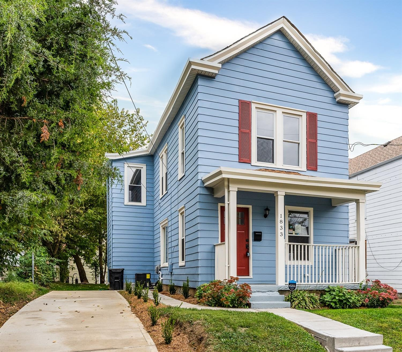 Property for sale at 1833 Cleveland Avenue, Norwood,  Ohio 45212