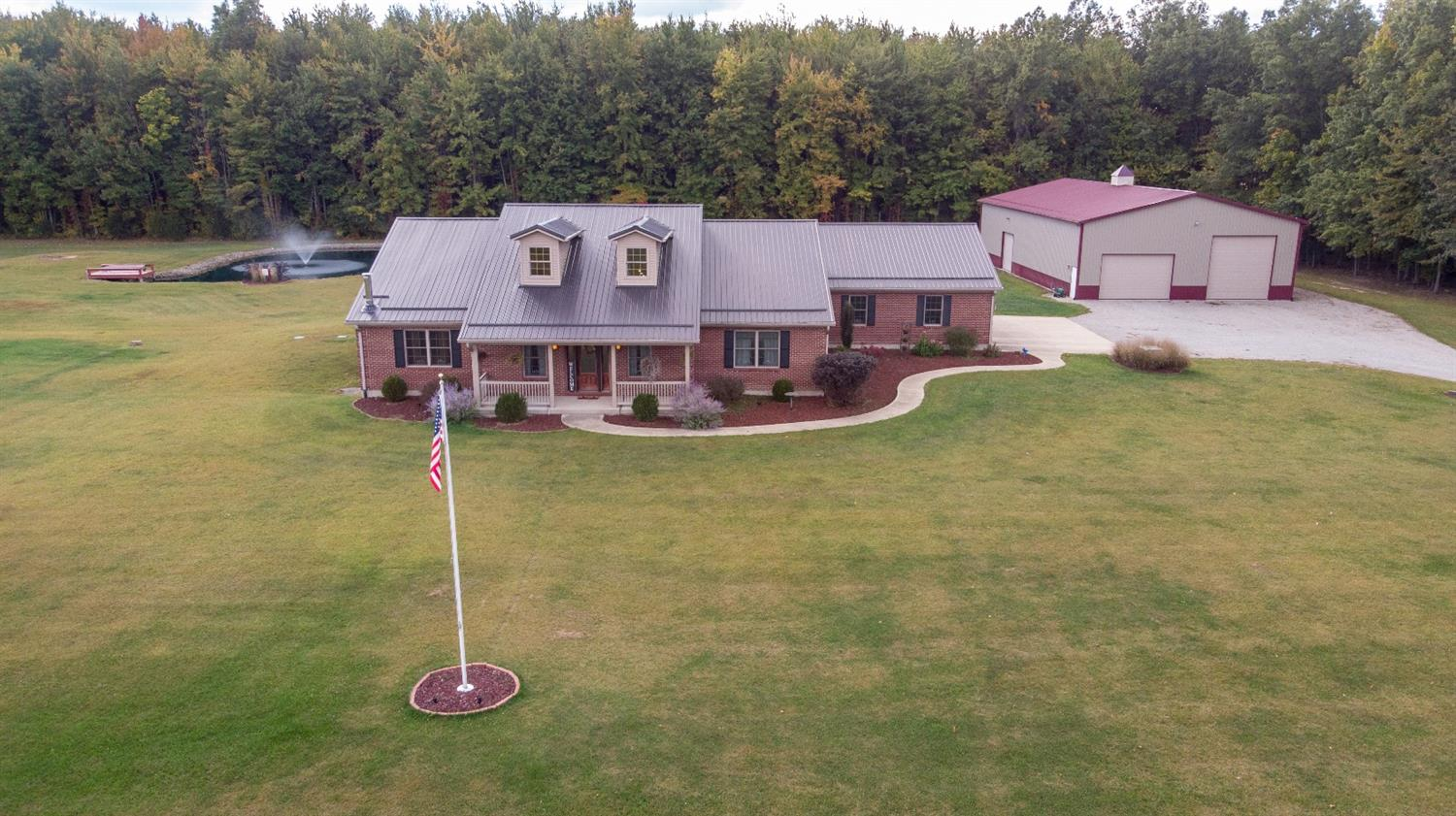 Property for sale at 10301 Morrow Woodville Road, Harlan Twp,  Ohio 45107