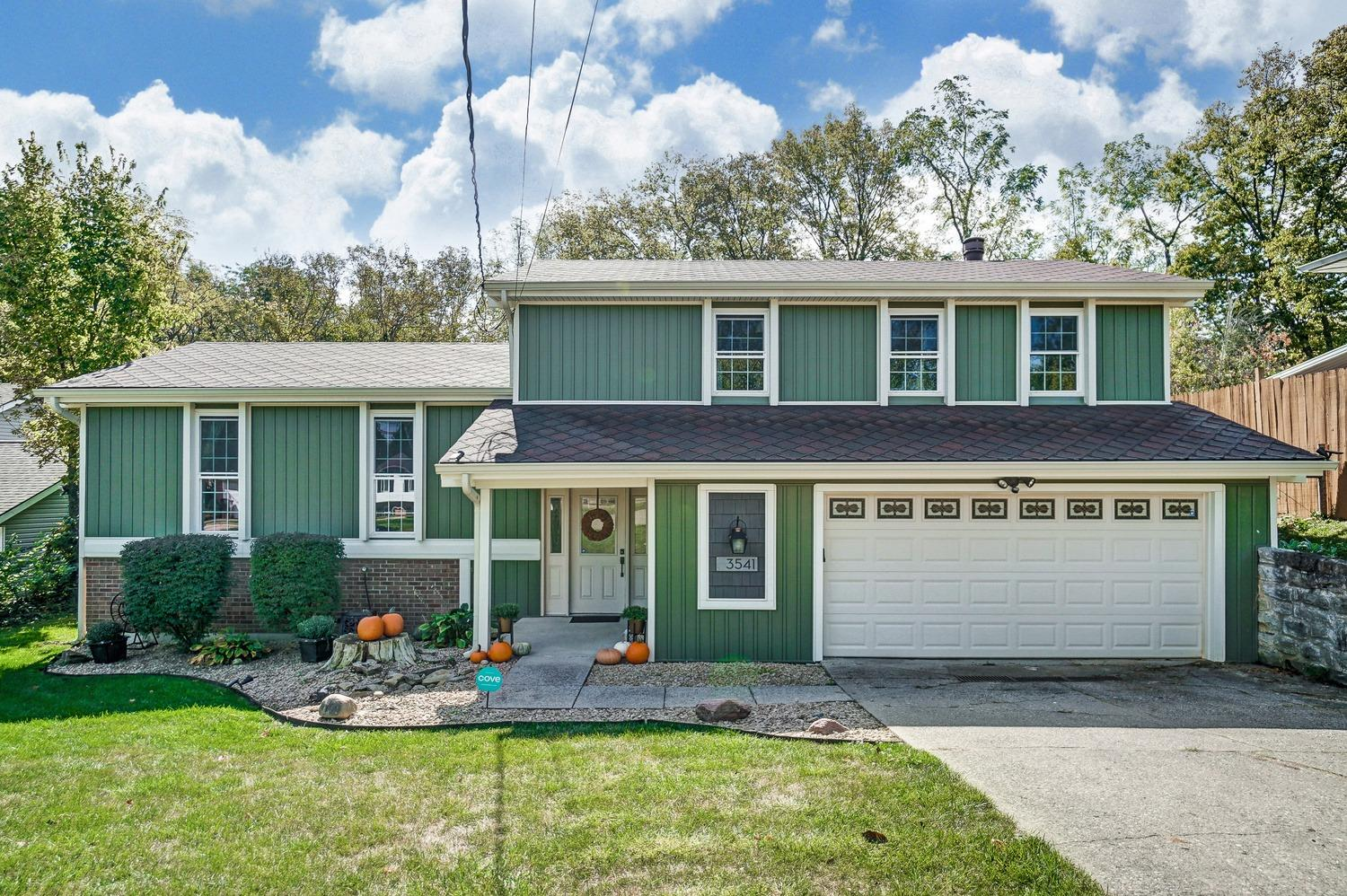 You'll love this 4 bed, 2.5 bath charming quad with fenced-in flat backyard (perfect place to add a pool)! Roof, siding, gutters & windows all updated in 2018.Flring, kit, baths updated 19-20. Fresh paint, lighting & carpet. Inside & Outside perfect for family fun & entertaining! Accepting all offers until 10/11 @ 5pm. Seller Res Rt to accept early