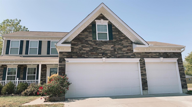 Property for sale at 701 Princeton Drive, Trenton,  Ohio 45067