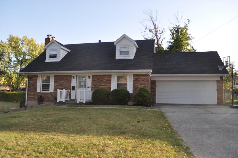 Property for sale at 689 Park Avenue, Springdale,  Ohio 45246