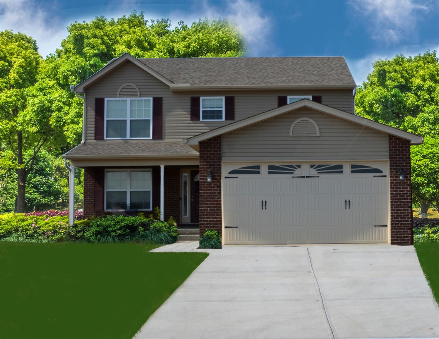 Property for sale at 311 Selkirk Place, Trenton,  Ohio 45067