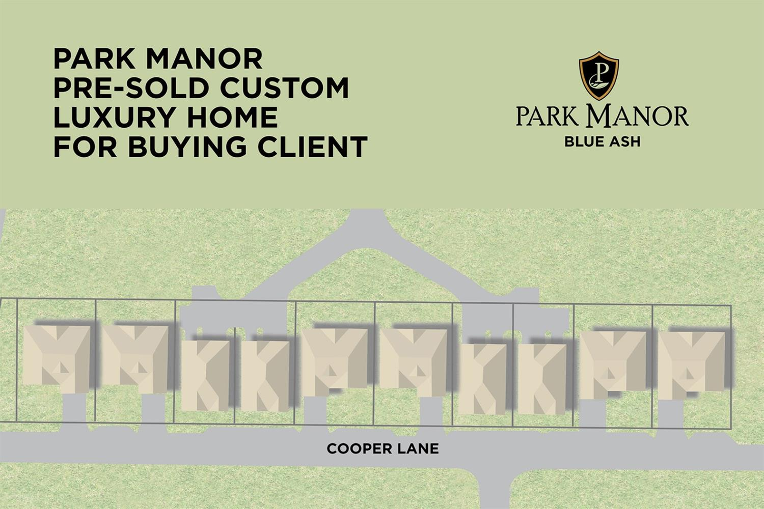 Property for sale at 9575 Cooper Lane Unit: 24, Blue Ash,  Ohio 45242