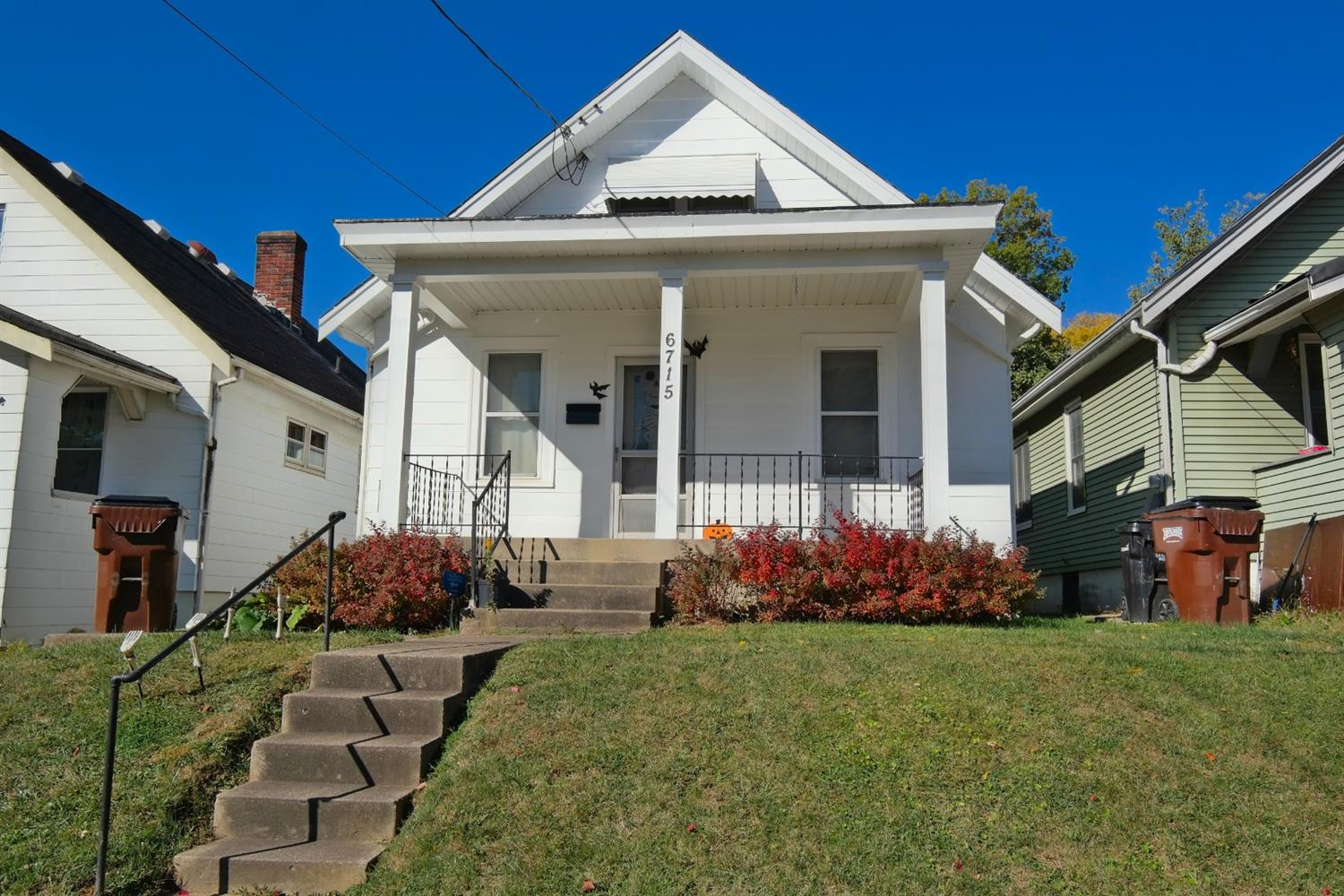 Property for sale at 6715 Betts Avenue, North College Hill,  Ohio 45239