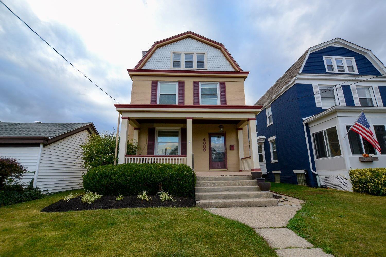 Property for sale at 4009 S Madison Avenue, Norwood,  Ohio 45212