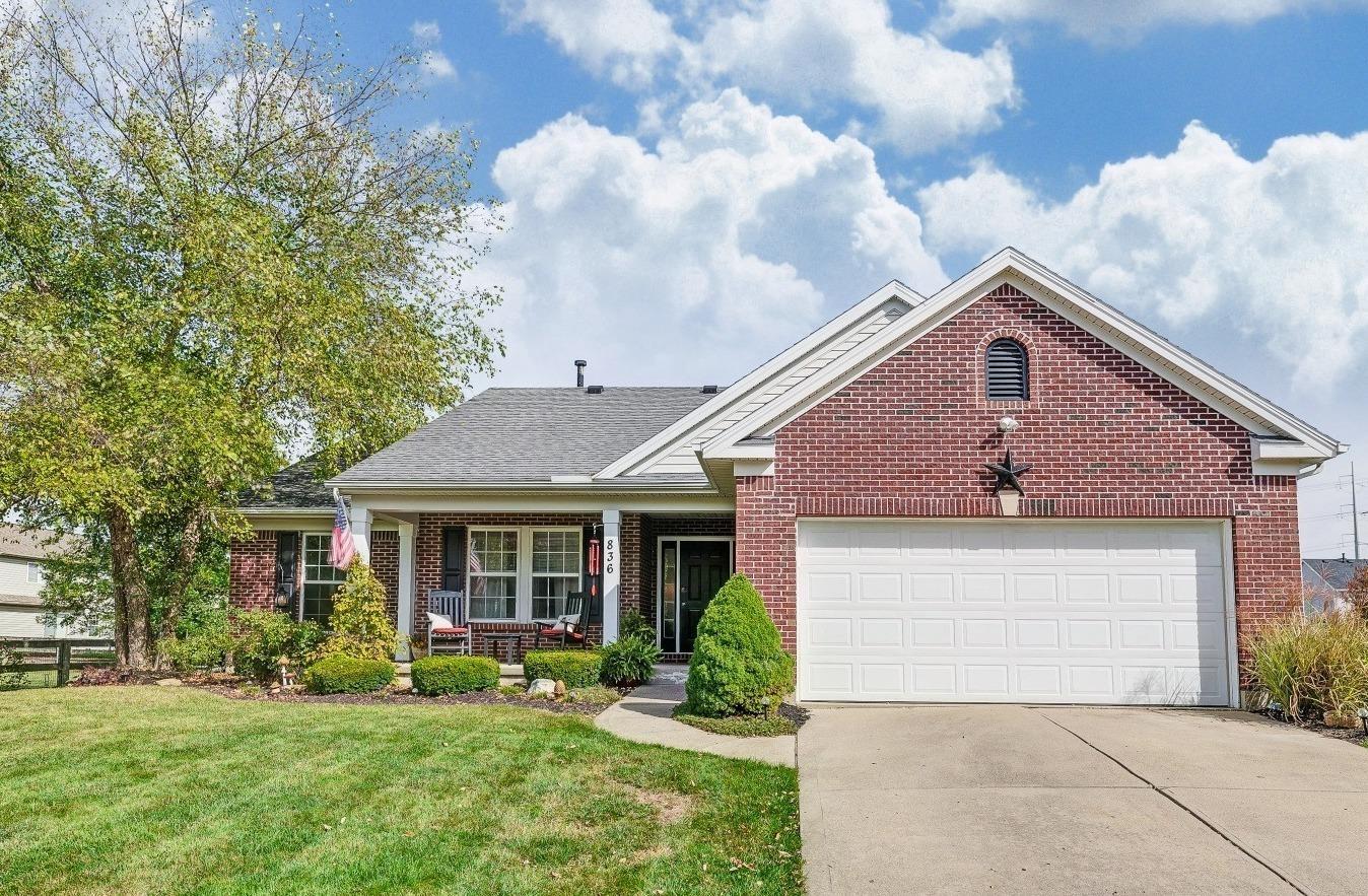 Property for sale at 836 Hamlin Drive, Hamilton Twp,  Ohio 45039